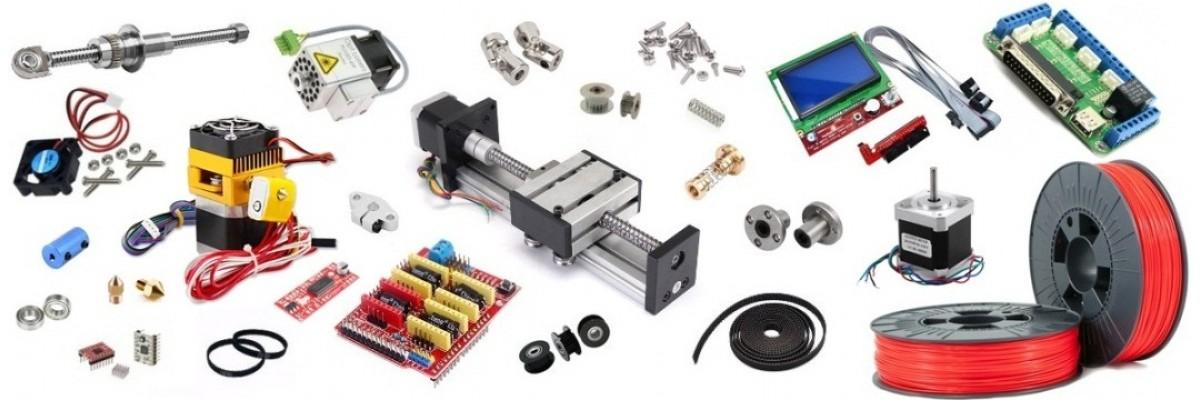 CNC & 3D Printer Parts