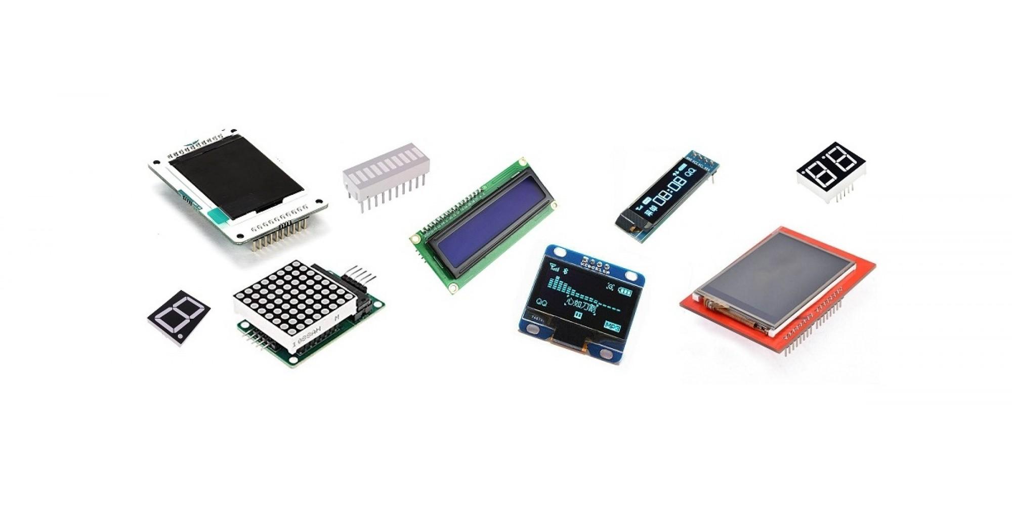 LCD & LED - Display