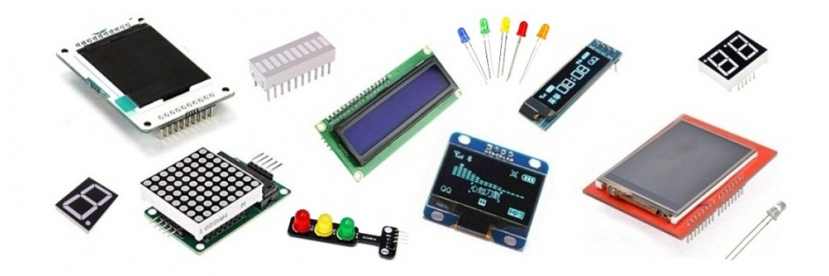 LCD & LED - Display
