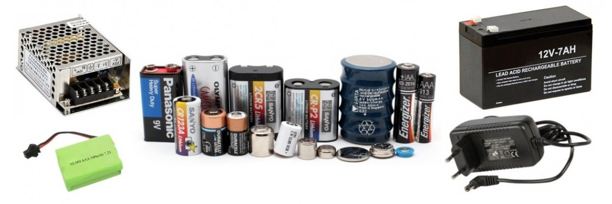 Power & Battery