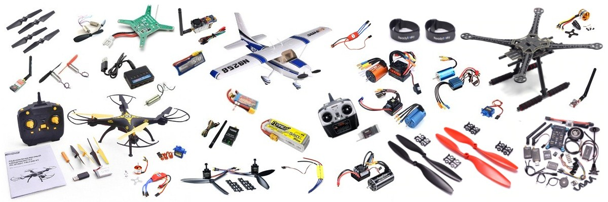 Quadcopter Plane