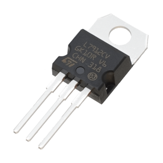 7912 Negative Voltage Regulator