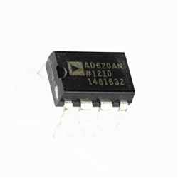 AD620 Low Cost Low Power Instrumentation Amplifier