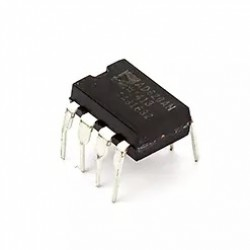 AD620AN  Low Power High Accuracy Instrumentation Amplifier