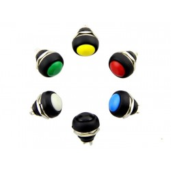 Dome Push Button 12mm