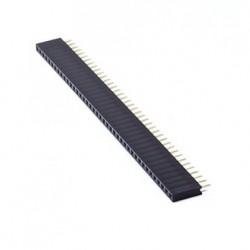 Header Connector Strip 40 Pin 1x40 Single Row Female