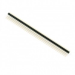 Header Connector Strip 40 Pin 1x40 Single Row Male