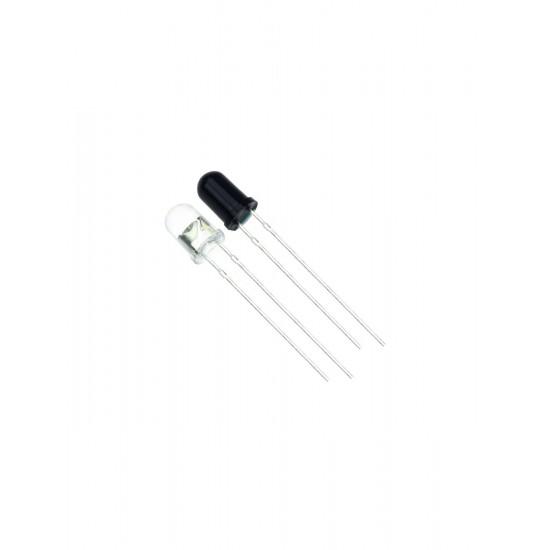 IR - LED - Transmitter & Receiver