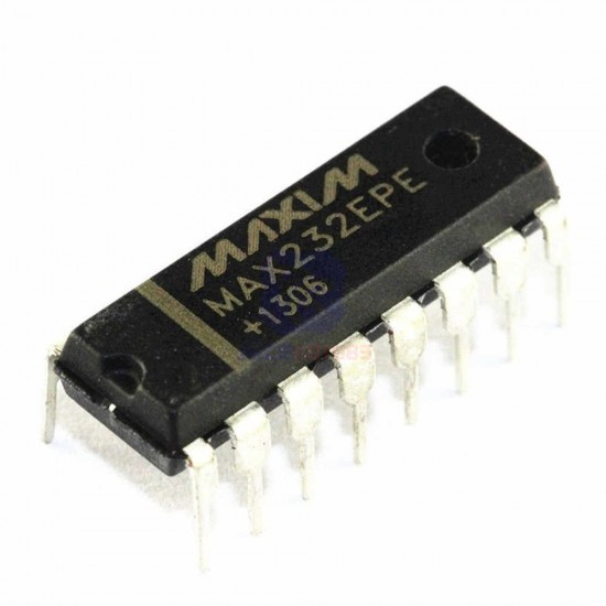 MAX232  Multichannel RS-232 DriversReceivers - DIP