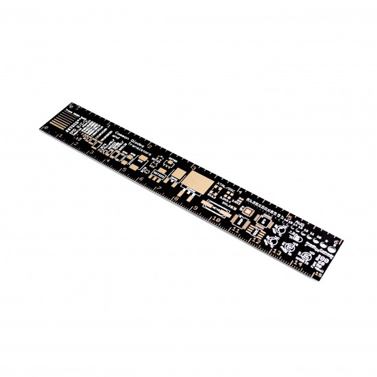 PCB Ruler Reference for Electronic Engineers 15cm