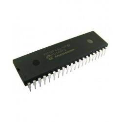 PIC18F452 Microcontrollers with 10-Bit A/D