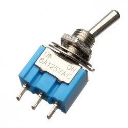 Toggle Switch ON - ON