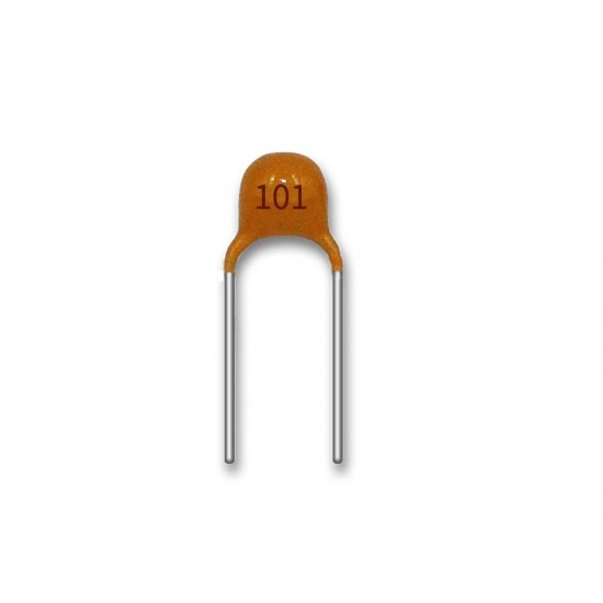 100pF 50V Ceramic Capacitor