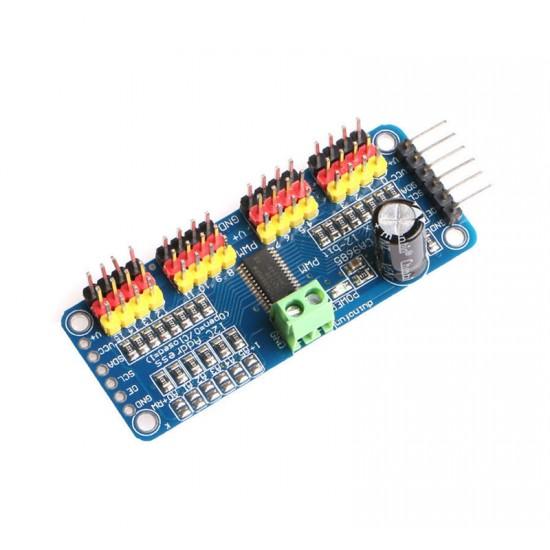 16 Channel 12 Bit PWM Servo Driver PCA9685