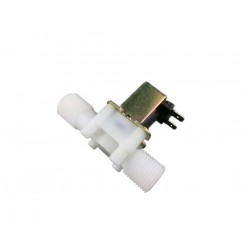 2 Way 2 Position Solenoid Valve DC 12V 0.5 inch Normally Closed