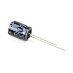 220uF 50V Capacitor