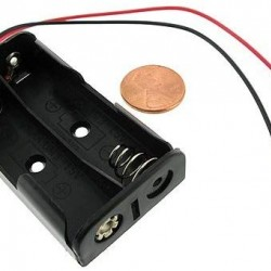 2AA Battery Holder