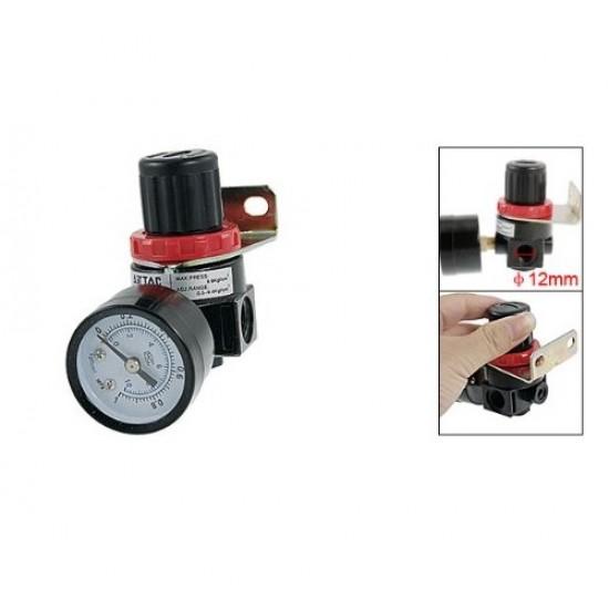 Air Pressure Regulator - Mini  AR-2000 - 0.25 inch