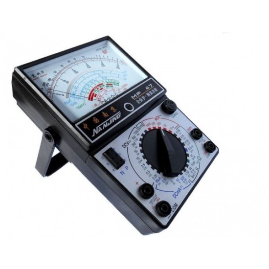 Analog Multimeter - MF-47