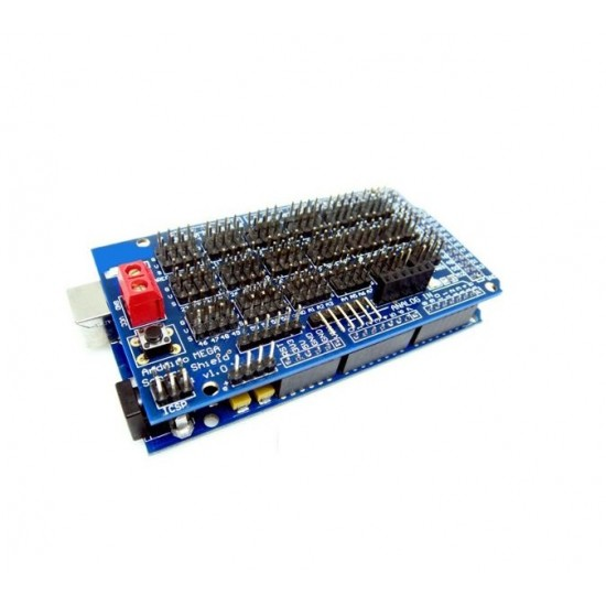Arduino Mega Sensor Shield V2.0