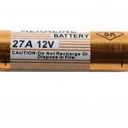 Battery 12V  27A Alkaline