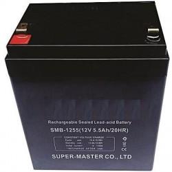 Battery 12V 4.5AH Sealed Lead Acid