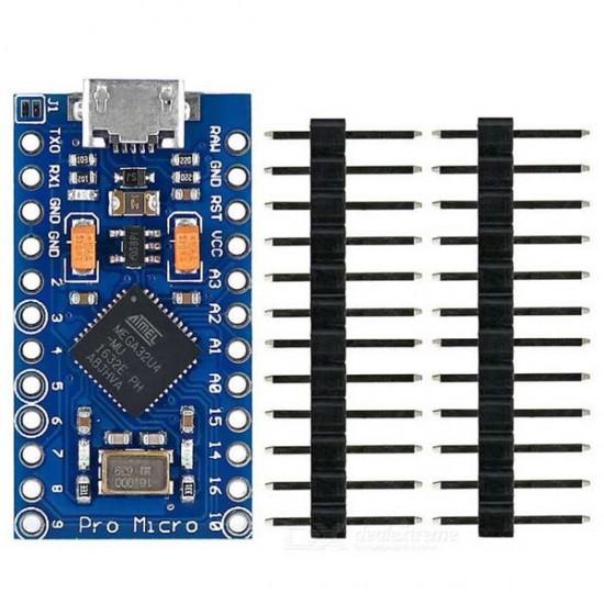 Arduino Micro Pro ATMEGA32U4 5V/16MHZ