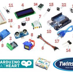 Arduino Starter Kit TC-2