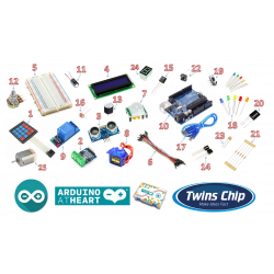 Arduino Starter Kit TC-2