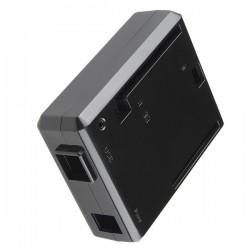 Arduino Uno Case - Black Plastic