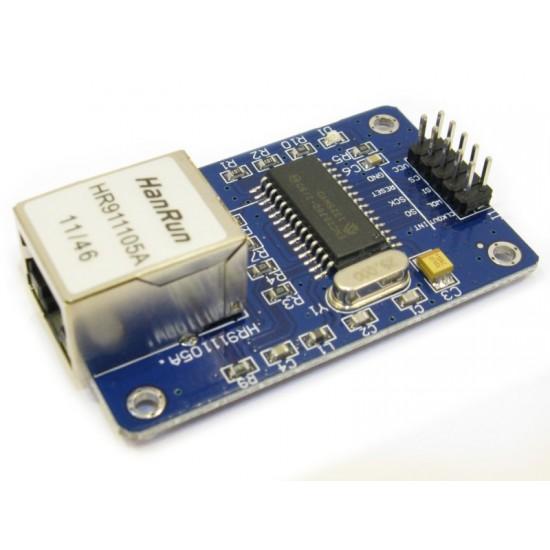 ENC28J60 LAN Ethernet Network Board Module