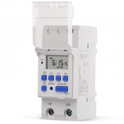 Digital LCD Timer Electronic 7 Days Programmable