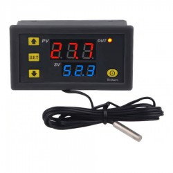 Digital Microcomputer Temperature Controller