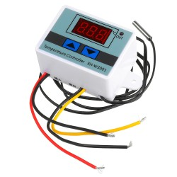 Digital Temperature Controller XH-W3001