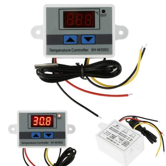 Digital Temperature Controller XH-W3001