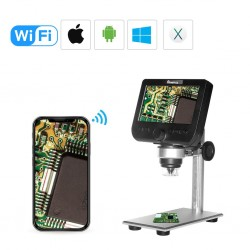 Digital Wireless Microscope 4.3 Inches