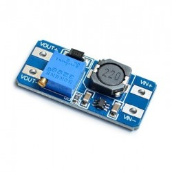 MT3608 DC-DC Step Up Power 2A Max Booster Power Module