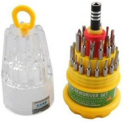31 in 1 Pocket Screwdriver
