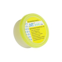 Soldering solder paste - Flux yellow 150g