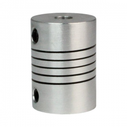 Flexible Coupling  8mm to 8mm