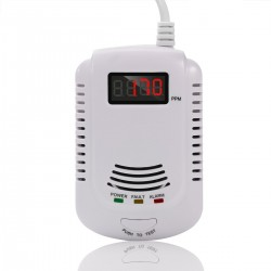 Gas Leak And CO2 Detector