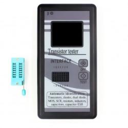 LCR- ESR Transistor Tester