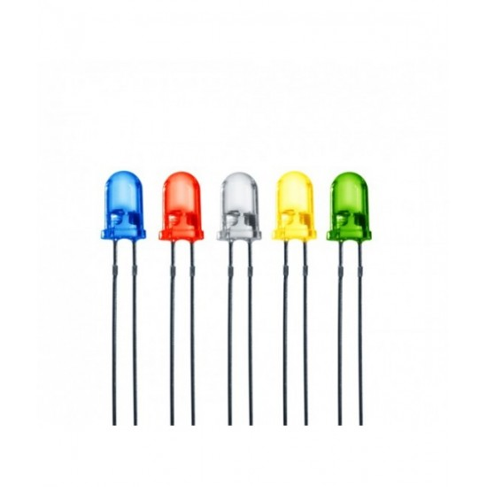 LEDs of 5 Colors