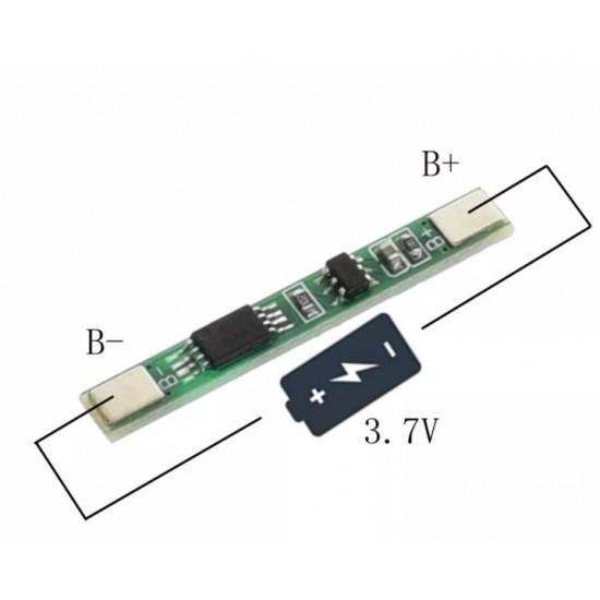 Li-Ion Battery Protection Board (3.7 V, 3 A)