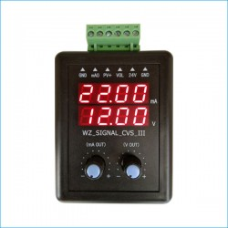 Loop Calibrators Voltage Signal Generator 0-10V and  Current Transmitter 0-20mA