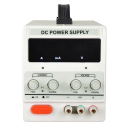 30V 10A Adjustable DC Power Supply