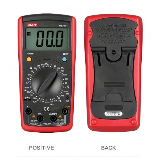 UNI-T UT39C Digital Multimeter