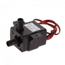 Mini Submersible Water Pump 12V 4.8W 240L/H