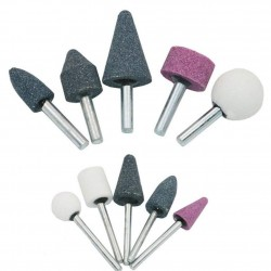 Mounted Stones 10Pc - Set