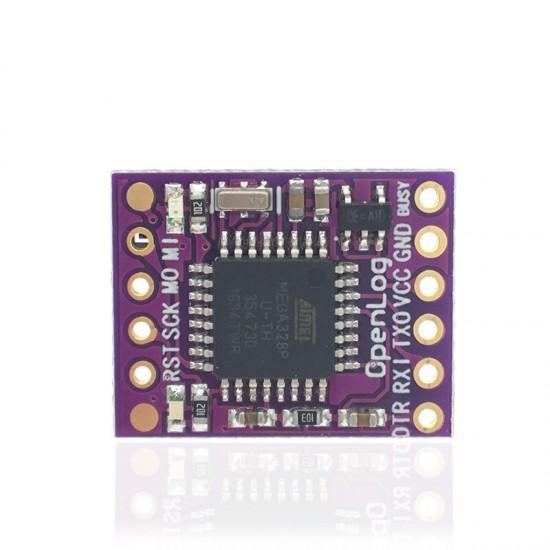 Openlog Serial Data Logger Open Source Data Recorder Naze32 F3 Black box ATmega328 Support Micro SD Module
